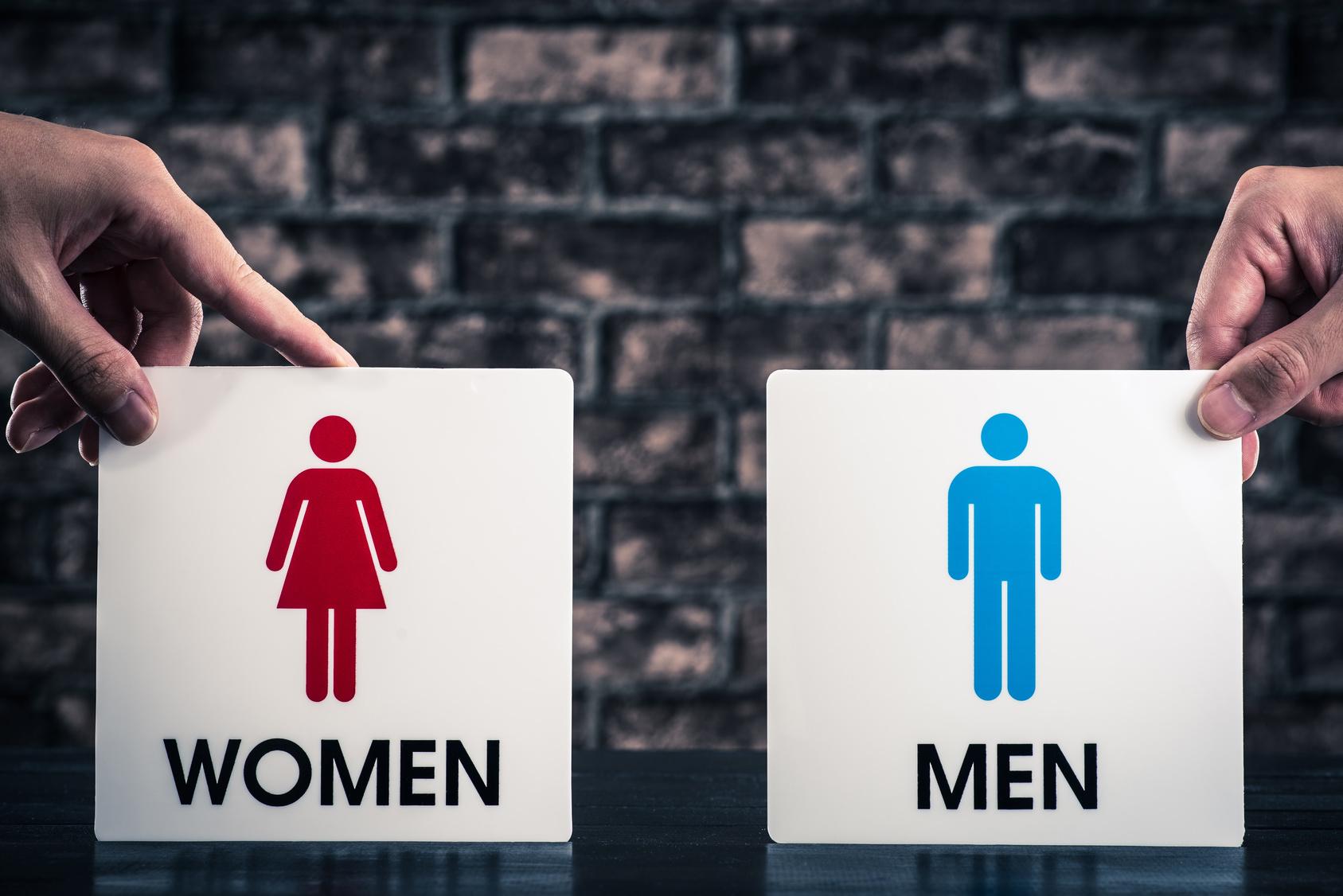 男女関係 性別