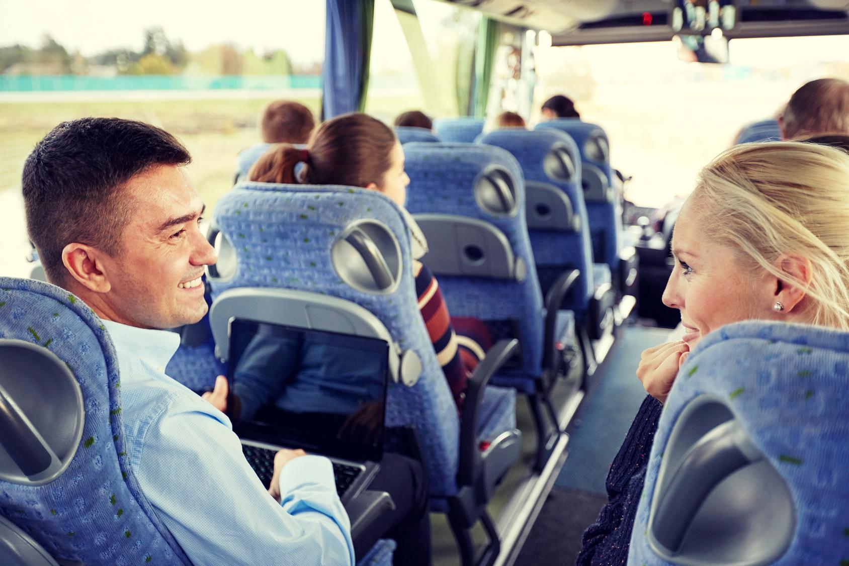 婚活バスツアーのイメージ