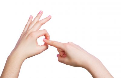 指でイカせるイメージ