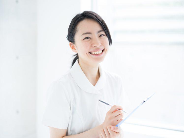 アラサーの女性看護師