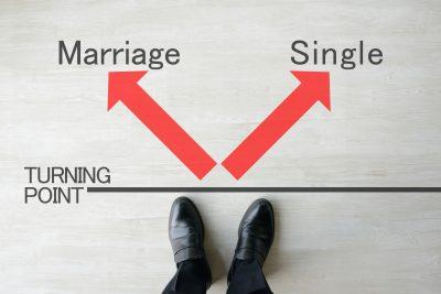 結婚へのターニングポイント