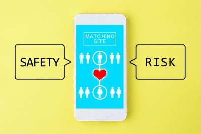 マッチンプアプリの安全性・危険性