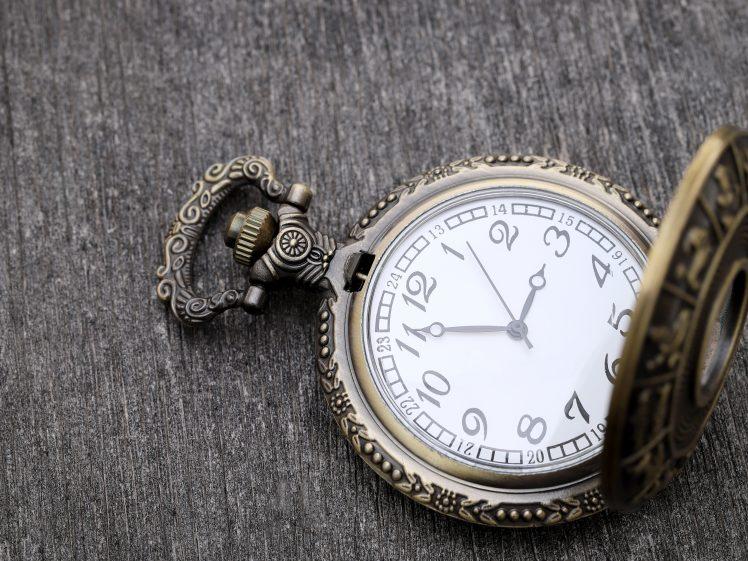 時間を象徴、時計