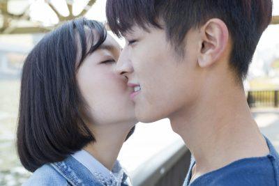 女子からのキス