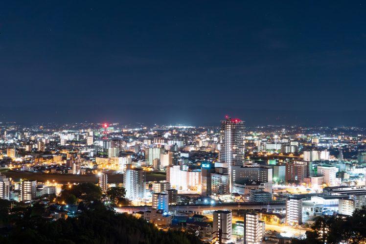 熊本市 夜景