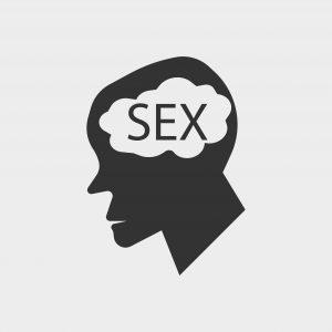 SEXのことしか頭にない人