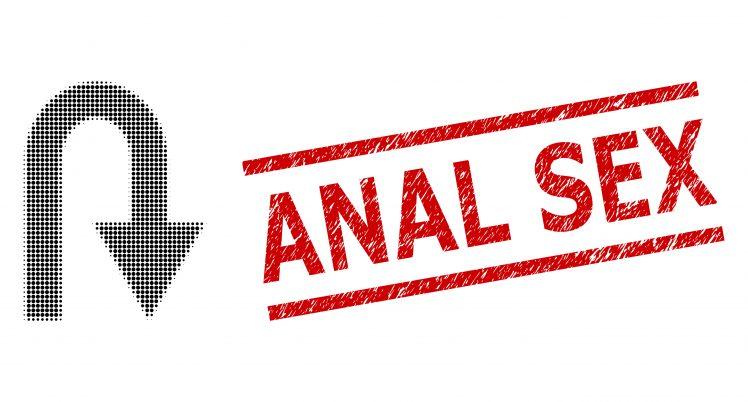 ANAL SEXを象徴
