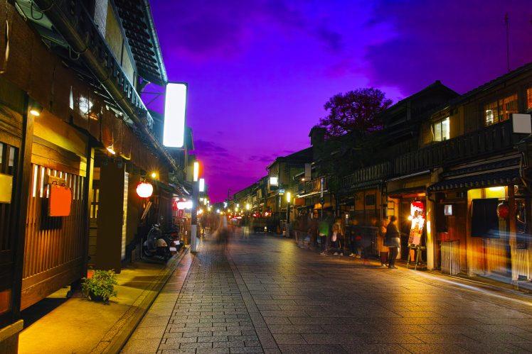 京都祇園 夜