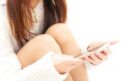 マッチングアプリでセフレを探す女子大生