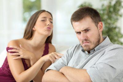妻が求めているのに拒否する夫